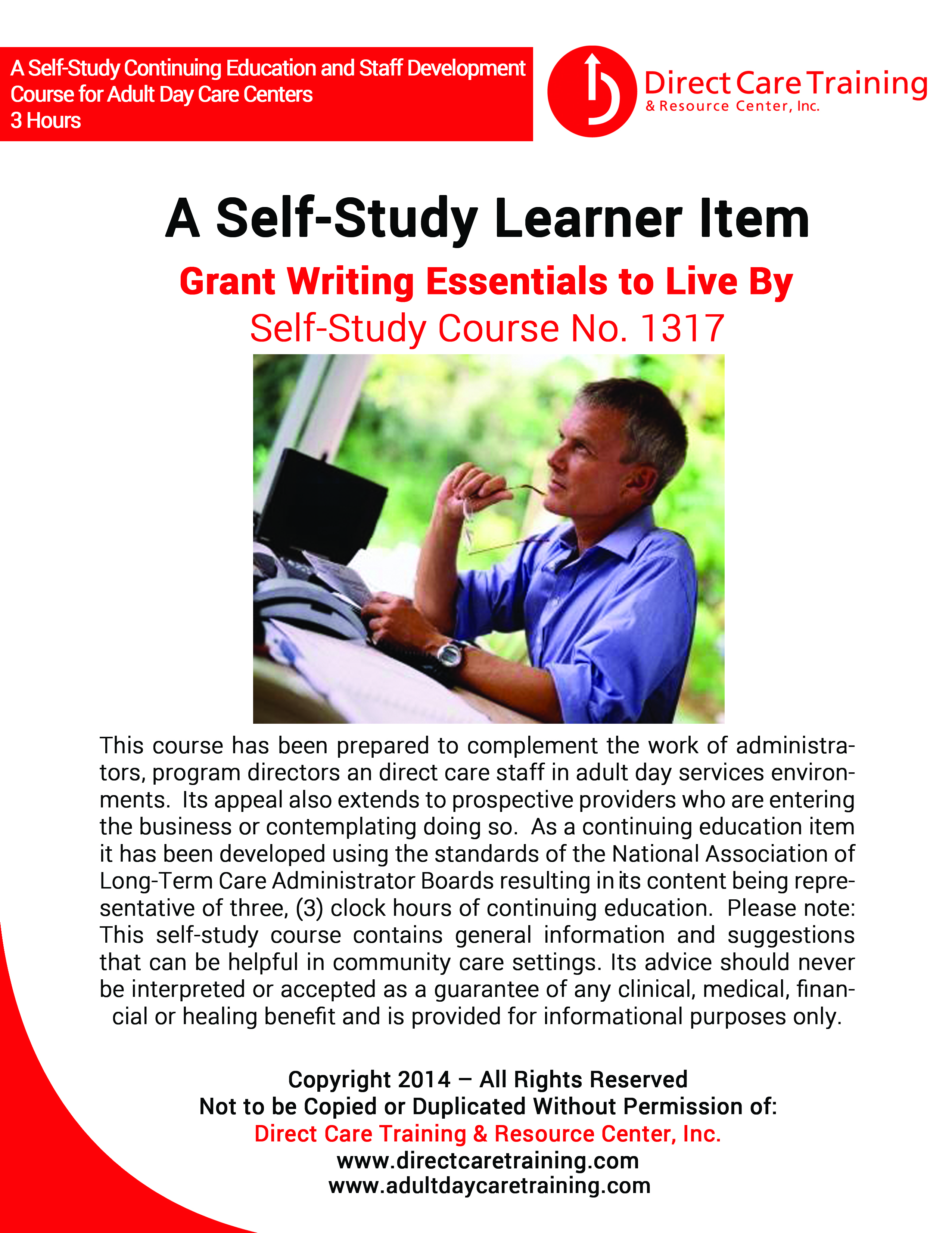 courses in grant writing Study bpa361 grant writing from university of phoenix view bpa361 course topics and additional information.